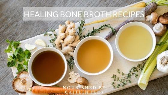 Body Lovin' Bone Broth Recipe
