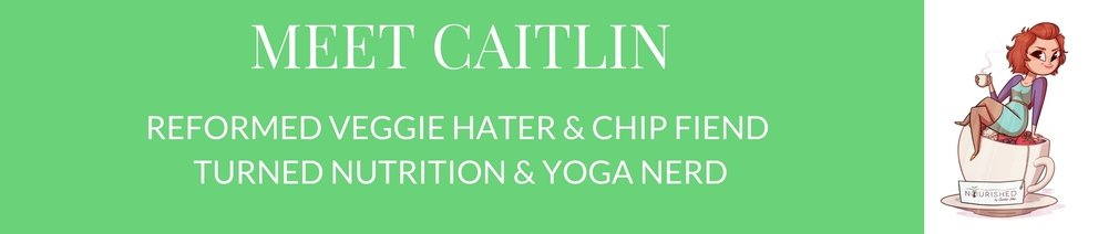 About Caitlin Iles Holistic Nutritionist