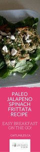 best paleo spinach frittata recipe