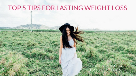 5 Simple Tips for Weight Loss