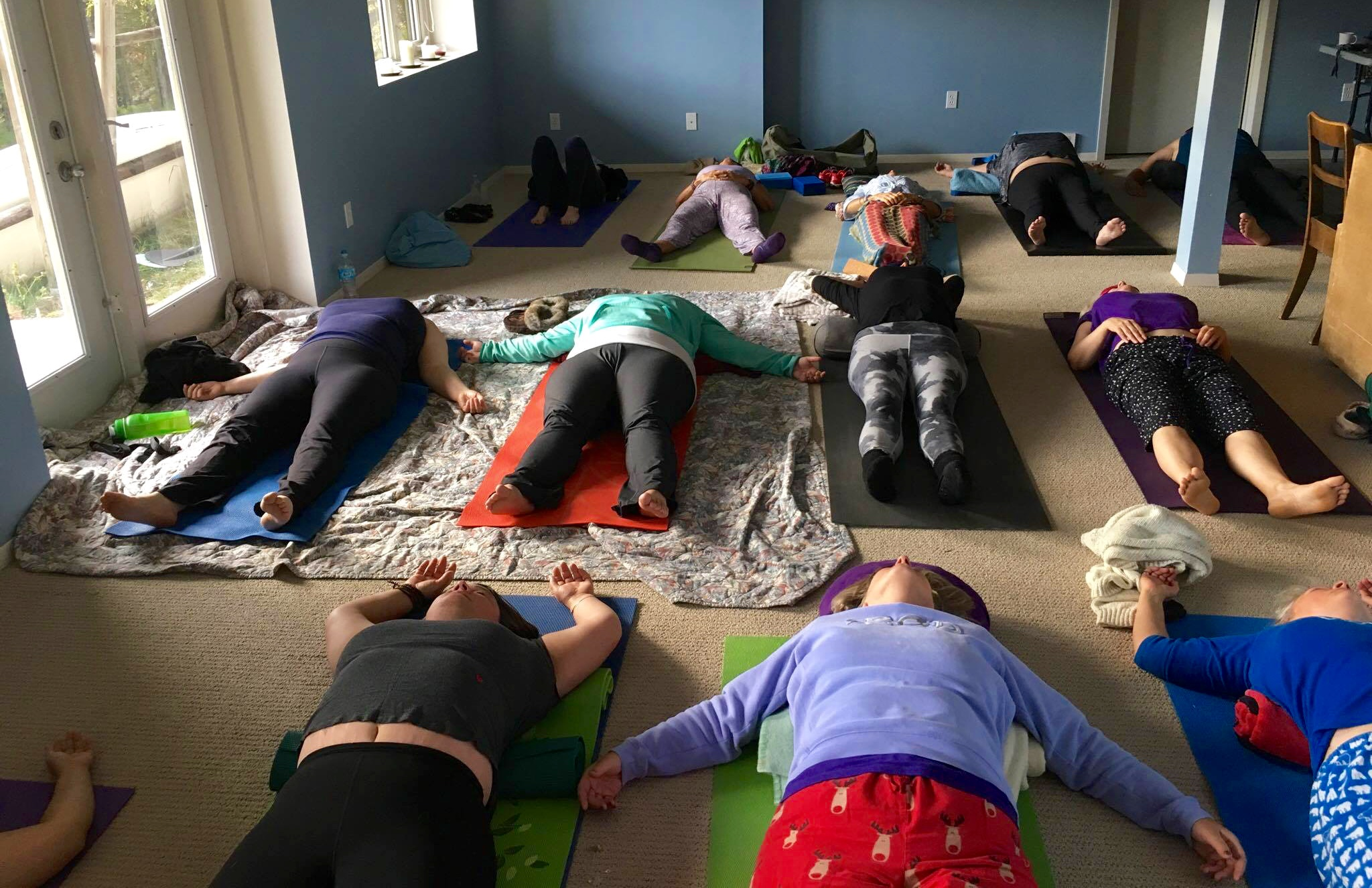 Restorative Yoga Retreat Saskatchewan