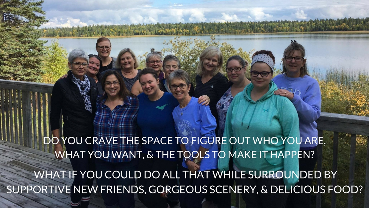 Warrior Women's Wellness Yoga Weekend Getaway Saskatchewan