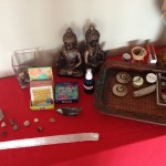 Crystals, sage, and buddhas, oh my!