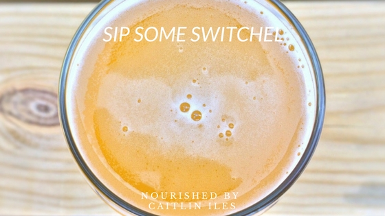 Super Simple Switchel Recipe