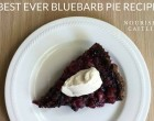 Best Ever Rhubarb Pie Recipe