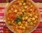 best vegan pineapple chickpea curry recipe
