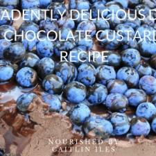 gluten-and-dairy-free-chocolate-custard-tart-recipe
