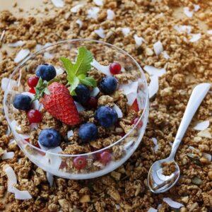 Easy Gluten Free Ginger Spice Granola Recipe