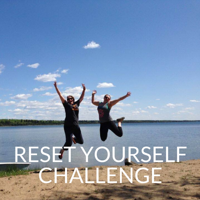 Reset Yourself Nutrition Challenge