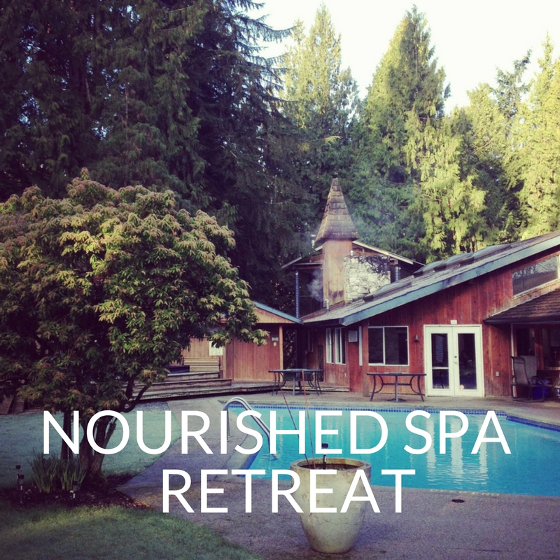 nourish yourself spa retreat with caitlin iles