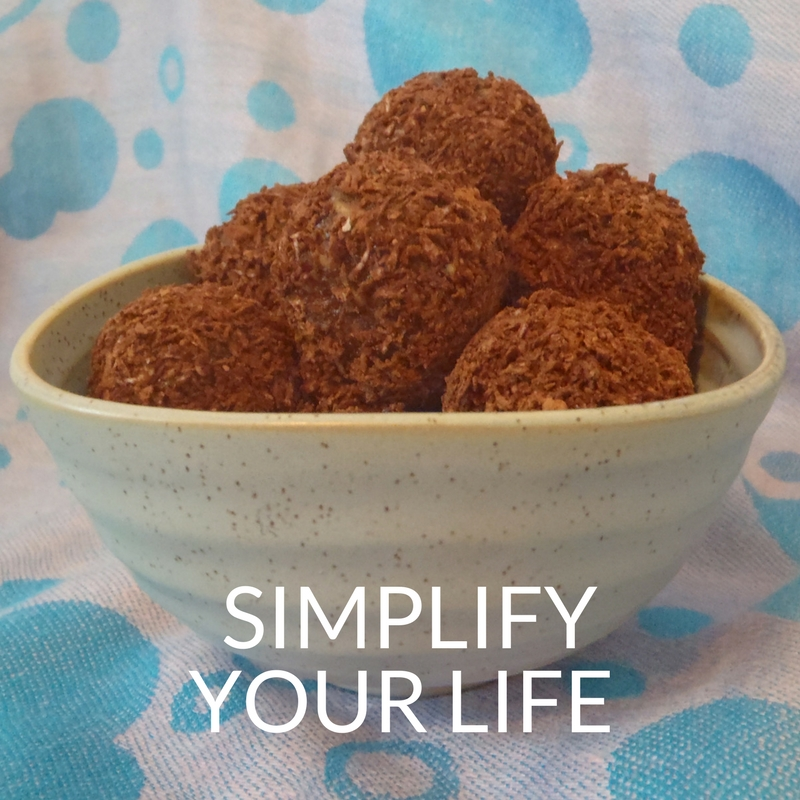 simplify your life cooking class with caitlin iles