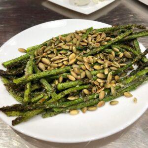 Easy Dill Roasted Asparagus Recipe