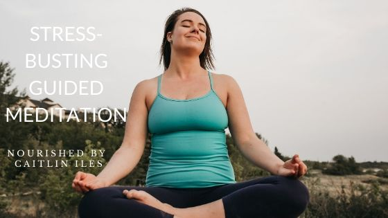 Stress-Busting, Sleep-Promoting Guided Meditation