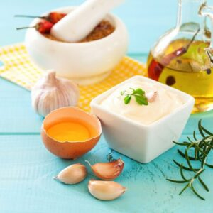 Paleo Garlic Aioli Recipe