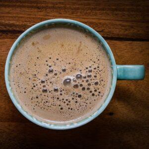 Dairy-Free Halva Hot Chocolate Recipe
