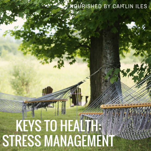 Keys to Health: Stress Management