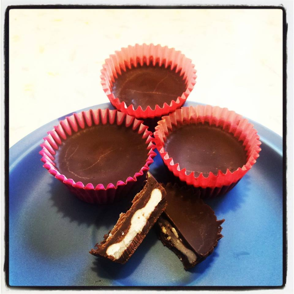Delightfully Delicious Hormone Balancing Chocolate Coconut Butter Cups