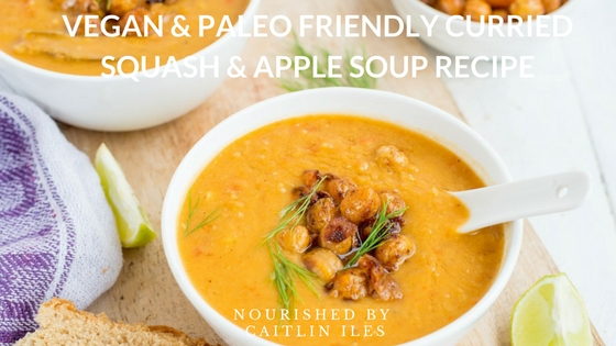 Pot of Love: Curried Squash & Apple Soup Recipe