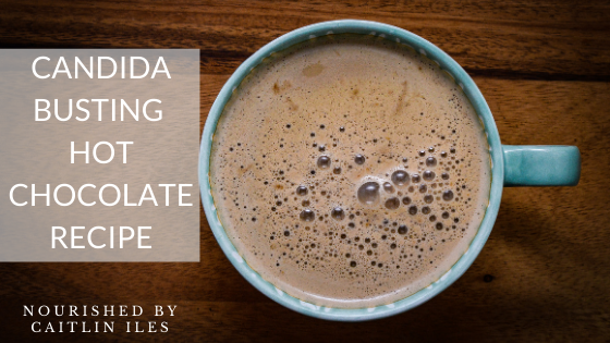Candida Busting Spicy Hot Chocolate Recipe