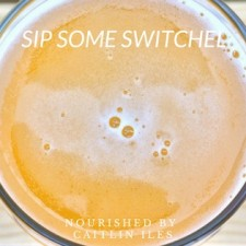 simple switchel recipe