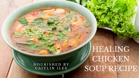 Healing Chicken Soup Recipe