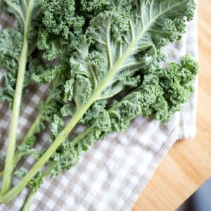 Quick & East Fermented Kale Stems Recipe