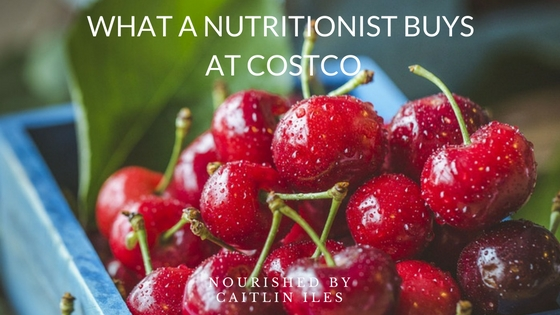 What A Nutritionist Buys at Costco