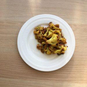 Lemon Turmeric Parsnips & Cauliflower Recipe