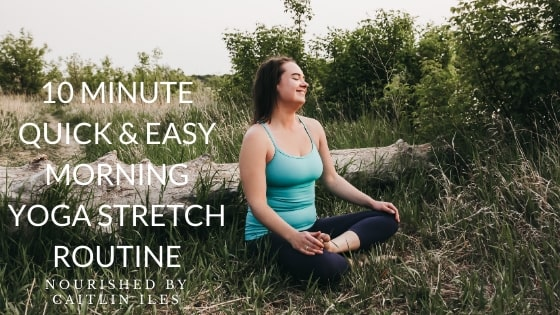 10 Minute Quick & Easy Morning Yoga Stretch Routine
